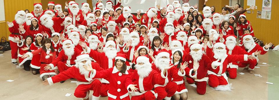 サンタ活動-キャッチ